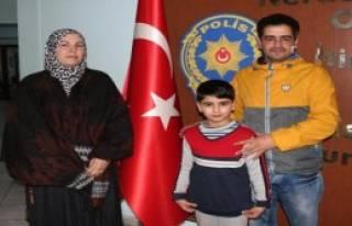 Suriyeli Çocuk Operasyonla Kurtarıldı