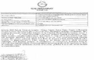 Galatasaray'a Şok Vergi Cezası Verildi