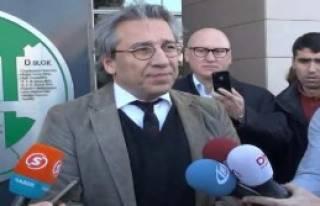Gazeteci Can Dündar Adliyede!