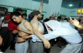 Gaziantep'te Rufai'lerden Şişli Zikir