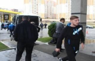Gençlerbirliği Kafilesi Şırnak'ta