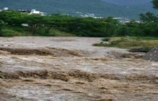 Giresun'da Sel: 1 Kadın Kayıp