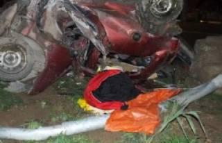 Gömeç'te Kaza: 1 Ölü, 1 Yaralı