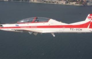 Hürkuş Yerine Kore Uçağı