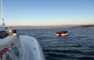 İki Günde Denizde 207 Mülteci Kurtarıldı!
