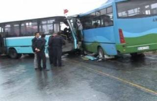 İstanbul'da Feci Kaza:1 Ölü
