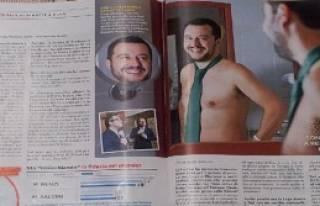 İtalya'da Parti Lideri Olay Oldu
