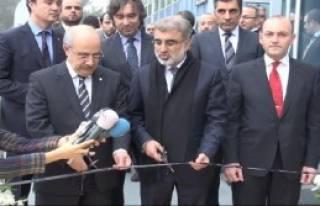 İTÜ'de 'Enerji Teknokenti' Açıldı