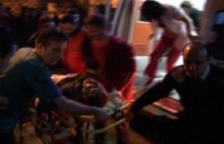 70 Yaşındaki Madenci Yaralandı