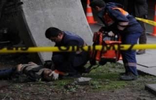 Kağıthane Tüneli Çıkışında Ceset Bulundu
