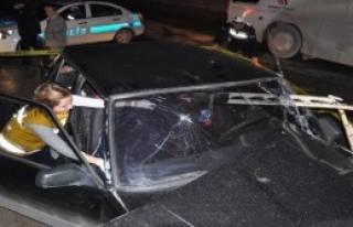 Kütahya'da Kaza: 1 Ölü, 3 Yaralı