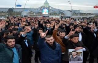 Karabük Üniversitesi'nde 'Çakıroğlu' Protestosu