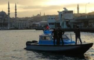 Denize Atlayan  Kişi Kayboldu