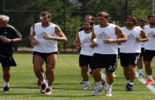 BJK, Bursaspor Hazırlıklarına Başladı