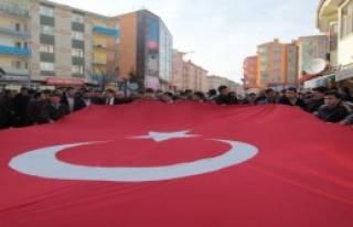 Kazan'da Ülkücü Çakıroğlu İçin Gıyabi Cenaze...