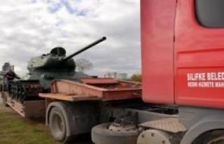 Tank İade Edildi
