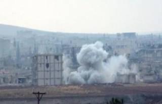 Kobani'de Çatışma, Suruç'ta Operasyon