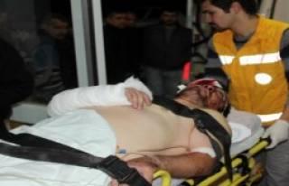 Kumluca'da Kaza: 1 Ölü, 1 Yaralı