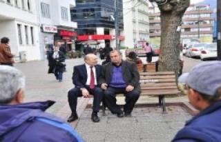 Bursa'dan Milletvekili Adayı Olmak İçin İstifa...