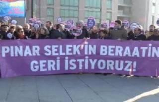 Pınar Selek'e Destek