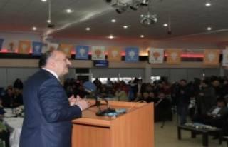 Müezzinoğlu: Türkiye Artık Beyin Teri Dökmeli