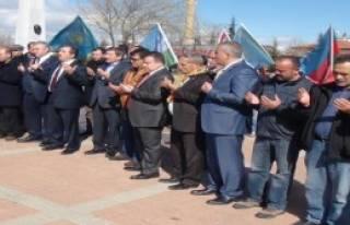 Nevşehir'de Hocalı Şehitleri İçin Dua Edildi
