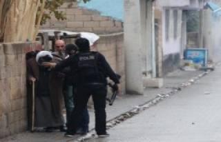 PKK'lılara Müdahale