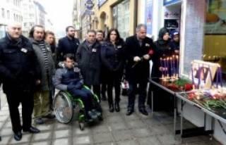 Özgecan Nürnberg'de Anıldı