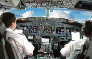 Pilotun Sandviçi Gelmeyince
