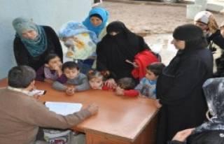Reyhanlı'da Yaşayanların Yüzde 38'i Suriyeli