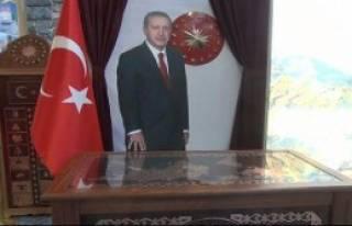 Erdoğan Maketine Yoğun İlgi!