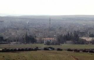 'Şah Fırat' Operasyonuna Katılan Birlikler Geri...