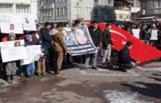 Samsun'da Fırat Yılmaz İçin Gıyabi Cenaze Namazı