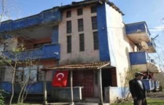 Samsun'da Şehit Acısı