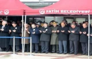 Şehit Polis İçin Tören Düzenlendi