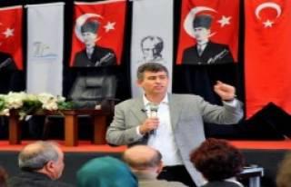Feyzioğlu Referandum Öncesi Seferihisar'a Seslendi