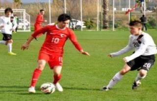 Türkiye-Avusturya:1-1
