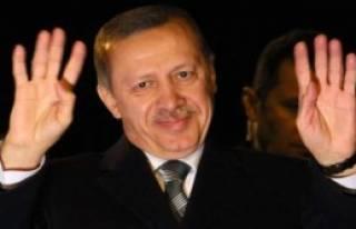 Türksat 4a Erdoğan'a Teslim