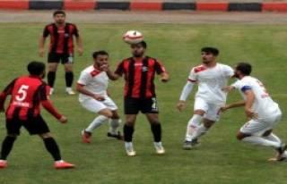 Van Büyükşehir-Balçova Yaşamspor: 0-1