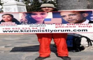 Yıllardır Göremediği Kızı İçin Obama'ya Seslendi