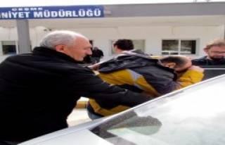 Yakalanan FETÖ Şüphelisi, Tokat'a Gönderildi