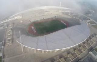 Olimpiyat Stadı Yeniden Yapılanacak
