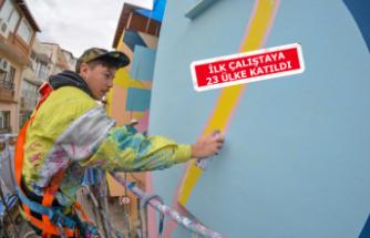 """""""2. İzmir Uluslararası Duvar Resimleri Çalıştayı"""" için başvurular sürüyor"""