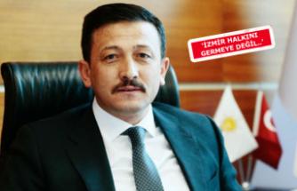 AK Partili Dağ'dan Soyer'e tepki