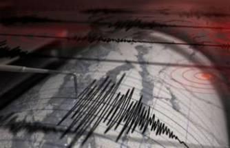 Akdeniz'de, korkutan deprem!