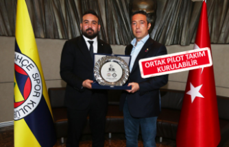 Altay'dan Fenerbahçe'ye ziyaret