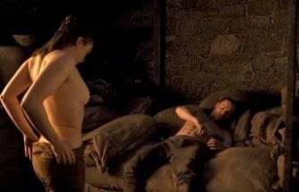 Arya Stark'ın seks sahnesine olay yorum