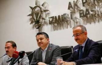 Bakan Pakdemirli'den İzmir açıklaması: Demek ki gönüllere giremedik
