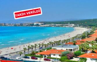 Bakanlık İzmir'de halk plajı işletecek