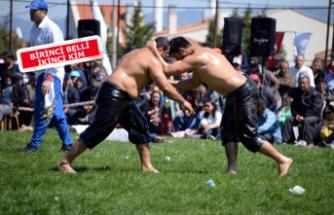 Bergama'da ata sporuna yoğun ilgi
